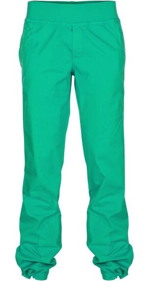 Nihil Minimum lange broek Dames groen
